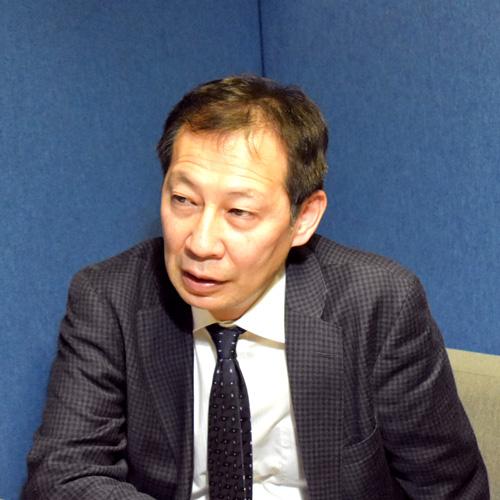 鈴木 伸英さん
