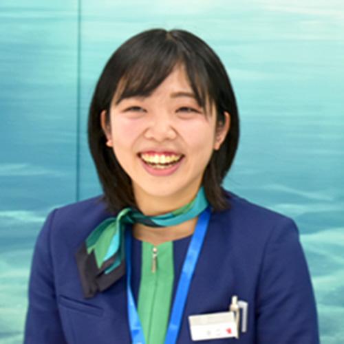 谷口 真梨さん