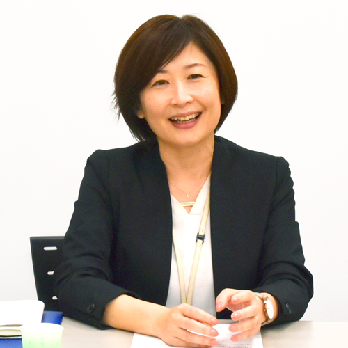 和田 理恵さん